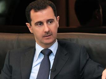 Esad şimdi yandı!