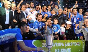 Halkbank CEV Şampiyonu