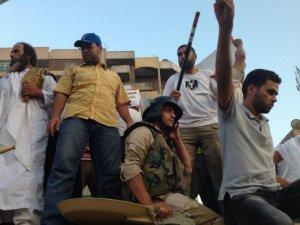 Mısırda askeri darbe
