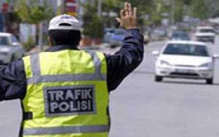 Trafikte uyuşturucu kontrolü başladı
