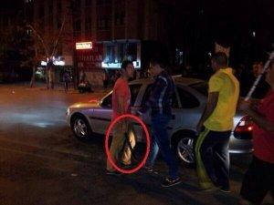 Bir palalı da Ankarada...