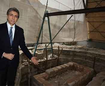 Şah Sultanın mezarı bulundu
