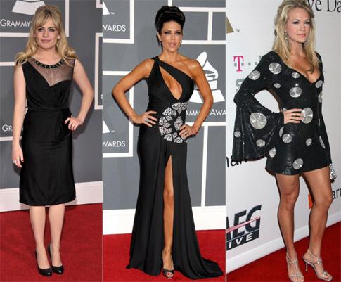 Siyah elbisenin müthiş büyüsü