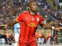 Juventus-Galatasaray maçı Drogbanın golü